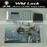 safe box LED display lock,key lock,home safe lock,combination lock for lockers