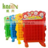 2015 New Type Kids Plastic Cup Rack for Kindergarten