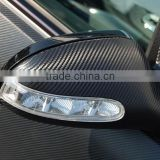 Glossy Black Carbon Fiber Wrap Film Vinyl Roll Car Cover Vinyl Self Adhesive Carbon Fiber Wrap Sheets
