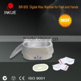 Hot factory sell paraffin wax heater for hand and foot wax warmer pot cheap price                                                                         Quality Choice