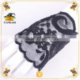 Fashion Cheap Black Fingerless Lace Gloves