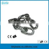 Stainless steel wire rope sling, galvanized chain for sale