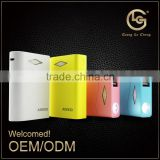 Multi-function portable laptop charger 6000/7800mah power bank tester test voltage current capacity for blackberry