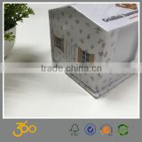 hot sale home shaped sticky notes box, sticky note pad top quality