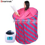 Home sliming indoor portable sauna tent for one person