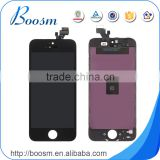 High Quality three months warranty touch screen digitizer assembly display lcd for iphone 5