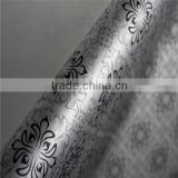 Self adhesive printing frosted decorative pvc film