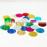 Charming garment accessories PET sequin paillette,various color available,loose flat sequin wholesale!!