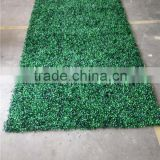 Artificial boxwood mat for landscaping home garden decoration artificial hedge boxwood panel