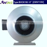 metal hydroponics ac circular inline fan for air ventilation                                                                         Quality Choice