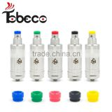Tobeco 2016 kayfun v5 clone! ss 304 Top filling kayfun v5 clone Quartz glass and ss tank