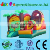 jungle inflatable boucing castle