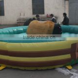 2014 newest designed mechanical bull,exciting rodeo bull for sale
