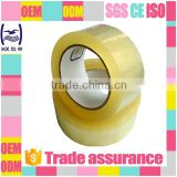 40/42/45/50 mic custom logo brown or clear custom printed adhesive bopp packing tape for carton sealing                                                                         Quality Choice