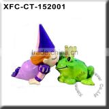 princess and frog prince porcelain wedding cake toppers wholesale