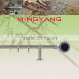 F125084 window curtain steel pipe