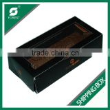 CUSTOMIZED PRINTED SHIPPING BOX TAKE AWAY SUSHI BOX