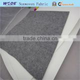Polyester non woven shoe interlining fabric