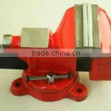 "10 "" Chinese style activities bench clamp vice Flat mouth"