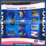 2015 exhibition booth trade show display, poster exhibition stand,pop up stand Pop up exhibition stand