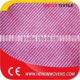 Alibaba China Supplier 22 Mesh Non Woven Disposable Apertured Spunlace Fabric For Sale