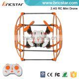More safely 2.4G flying ball nano drone with lights.