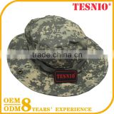 Camouflage Military Boonie Hat,Outdoor Tactical Head Wear Hunting Cap Hats by Tesnio