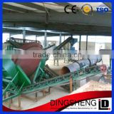 Easy operation disc type bio organic fertilizer making machine