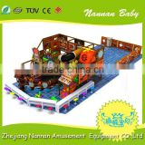Funny safe kindergarten play equipment good quality