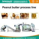 Peanut butter processing equipments,tomato sauce production line