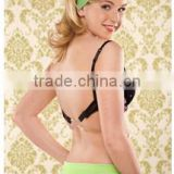 Low Back Backless Bra Strap Adapter Converter Fully Adjustable Extender