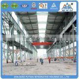 New design environmental prefabricated light steel structure two story frame house building