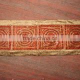 indian handmade tapestry handmade mirror work wall hangings