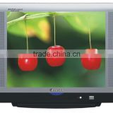 Hot sale crt tv classic model tv 21 inches normal flat crt tv 14'' 15'' 21''