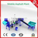 DHB40 easy batch mobile asphalt plant, mini mobile asphalt plant, mobile asphalt plant for sale, hot asphalt plant