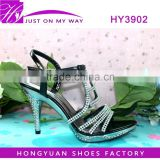charming china wholesale sandals with bling bling rhinestones