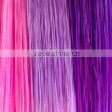 Fashionable % Beautiful Synthetic Fibre Hair Ombre Wig Straight Synthetic Ombre long hair
