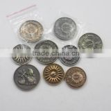 Antique Imitation Style and Souvenir Use cheap custom medals,Challenge coin,zinc alloy coin