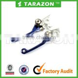 TARAZON brand CNC brake clutch lever for dirt bike