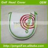 High Quality PU Golf Putter Covers