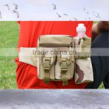 New style portable military message pack army waist bag with durable material