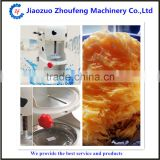 Good Quality Automatic Sundae Ice Cream Snow Flake Making Machine Ice Block Shaving machine Ice Crushe(Skype:lisa@jzhoufeng.com)