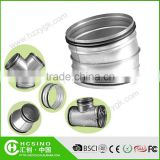 Pipe Fitting Lockseamed Bend 45, 45 Degree Pipe Elbow