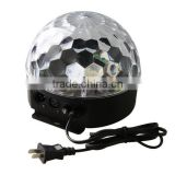 Fabulous Magic DMX512 DJ Laser LED Color Change RGB Stage Lights Crystal Ball Effect Light Party Pub