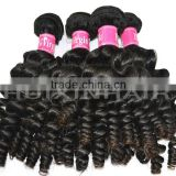 baby curl wholesale malaysian hair weave, natural beauty baby curl hair