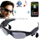 Updated ABS Wireless Headphones Bluetooth 4.1 Stereo Sunglasses Sports Music Driving Sun Riding Glasses Headset Earphone