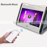 Professional active karaoke speaker,10.1 inch portable karaoke player