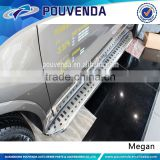 2013 Running boards Side step for Mitsubishi Outlander accessories