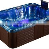 China manufacturer 2 lying detox foot spa with air blower