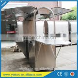 food vending unit Yieson Coffee Cart for sale